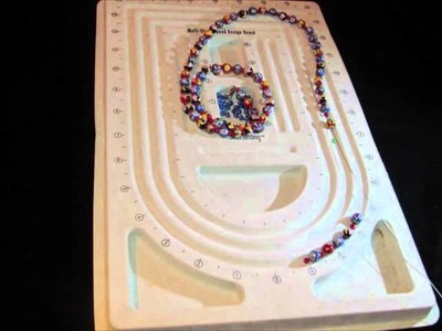 How to Make a Beaded Eyeglass Lanyard