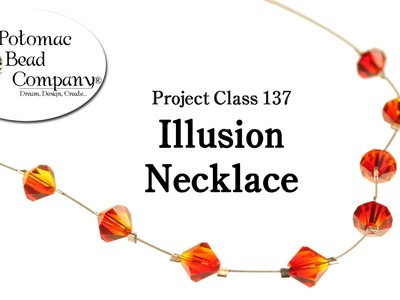 Make An Illusion Necklace