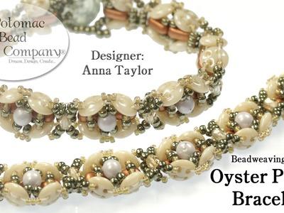 Oyster Pearls Bracelet (improved)