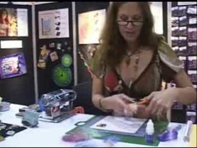 Polymer Clay TV Episode 69 Lisa Pavelka Demo