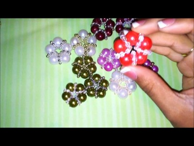 Project Share Shabby Chic Pearl Flowers (Embellishments)