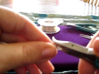 Simple Swan Style Clasp Tutorial