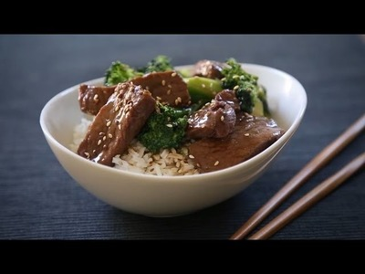Slow Cooker Recipes - How to Make Broccoli Beef