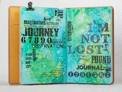 Art Journal Not Lost