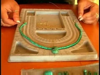 Beaded Jewelry Projects : Preparing Wire for Beaded Necklaces