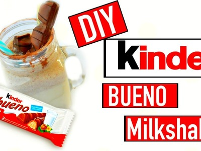 DIY INSTAGRAM DRINK! | Instagramable Kinder Bueno Drink!