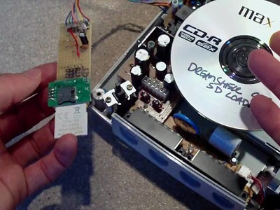 Dreamcast SD Card Mod - Play Homebrew And Games From SD Card