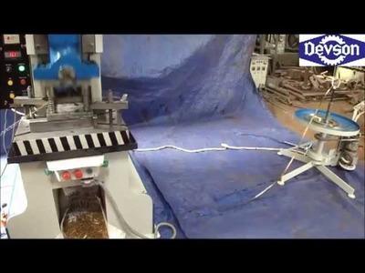 High Speed 16 Ton Pneumatic Power Press