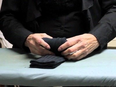 How To Fold Socks