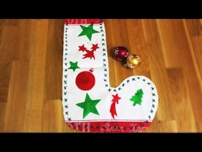 How to Make a Christmas Stocking
