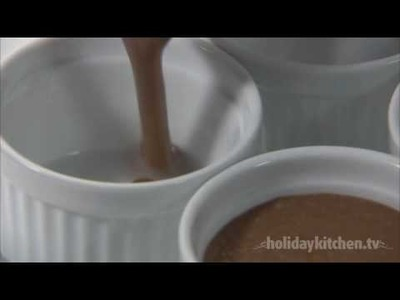 How-to make Chocolate Pot de Creme