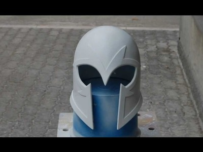 Magneto Helmet How to Tutorial X-men First Class