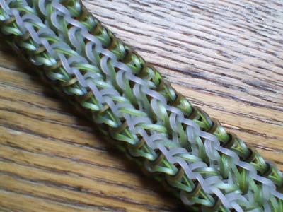 NEW Rainbow Loom Kinetic Bracelet