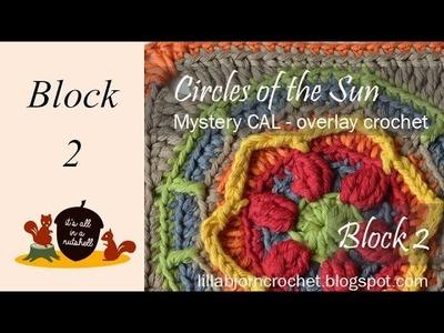 Circles of the Sun Overlay CAL Block 2