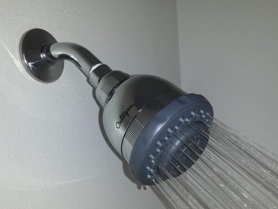 Culligan Filter Showerhead Install and Information - DIY