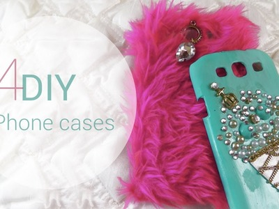 DIY - cute and easy Phone cases