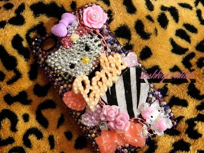 DIY: Decoden Ipod Case