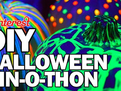 DIY Halloween PIN-O-THON - Man Vs Pin - Pinterest Test #70
