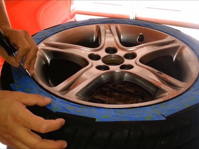 DIY How to Repair your Wheels