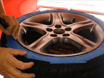 DIY How to Repair your Wheels