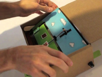 DIY Video Game in a Box