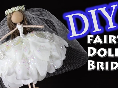 DIY Fairy Doll Brides