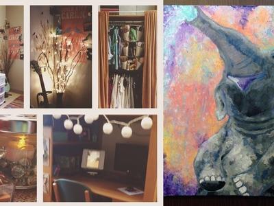 Get Inspired: Dorm Room Tour 2013