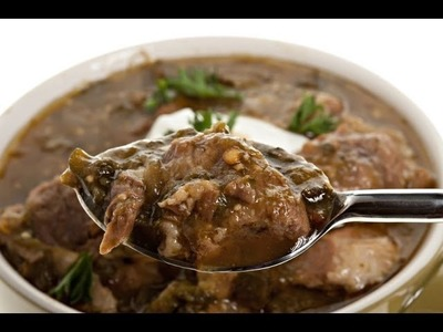 How to Make Chile Verde - Pork Stew