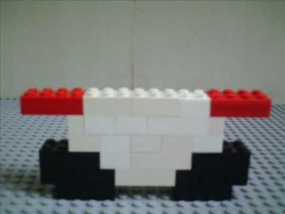 How To Make Lego Goomba & Squashed Goomba
