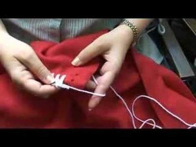 Making Fleece Blankets with Crochet Edges