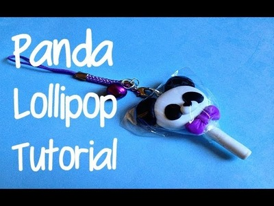 Panda Lollipop Tutorial