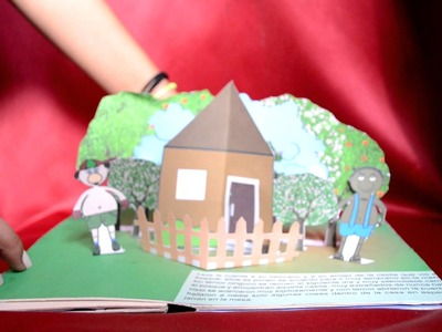 Pop up book   tecnicas de ilustracion