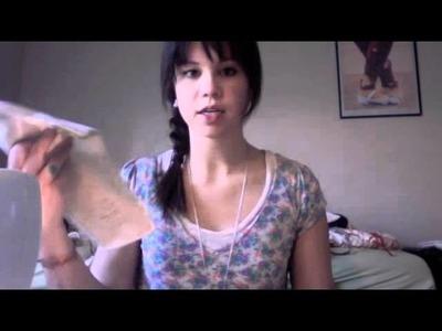 Anne b: How-To sew a messenger bag