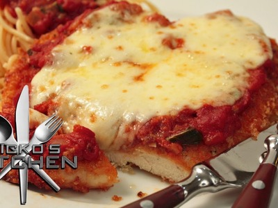 CHICKEN PARMIGIANA (part 2) - VIDEO RECIPE
