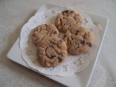 Chocolate Chip Cookie handmade soap