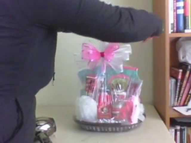 How to Make a Mothers Day Spa Basket!