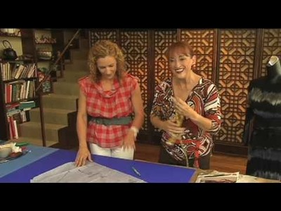 Learn To Sew: Finding Your Size on the Pattern · Sandra Betzina
