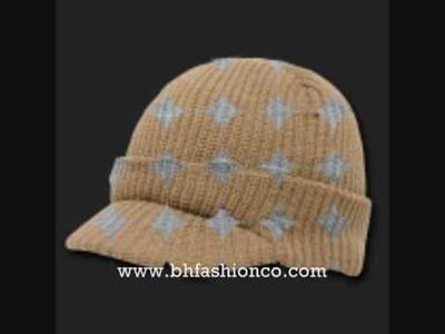 SKI SNOWBOARD WINTER HEADWEAR GI JEEP CAPS BEANIES - WWW.BHFASHIONCO.COM