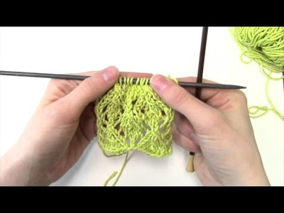 Loose Bind Off