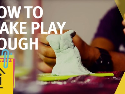 Science for kids - How to make play dough - ExpeRimental #15