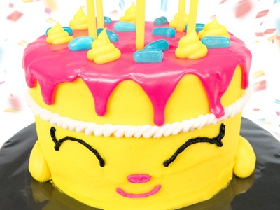 Shopkins Cake: How to make Shopkins