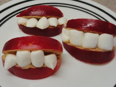 Vampire Apple Smiles- with yoyomax12