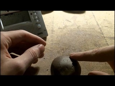 How to make a 4-Hole pendant ocarina
