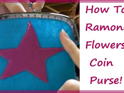 Sewing Nerd! - Tutorial: Ramona Flowers' Subspace Bag Coin Purse!