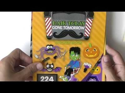 First Halloween Craft, Scrapbooking & Planner Haul of 2015!!
