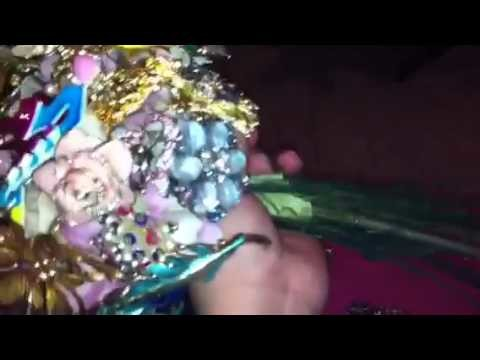 How to make a brooch bouquet Pt. 2.3