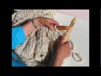 Mega Knitting - Casting Off