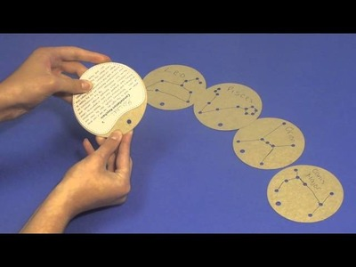 Starry Starry Day - Daytime Constellation Identification Craft Project