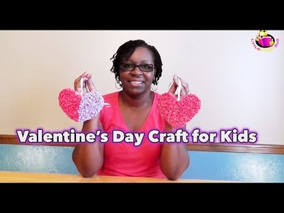 Valentine's Day Craft for Kids - LittleStoryBug