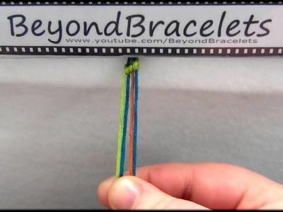 5► Bracelet Making 101 - The Backward Candystripe